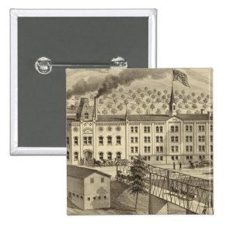 Brewery and malt house of A Reymann Pins