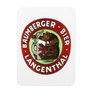 Brewery Baumberger Langenthal magnet