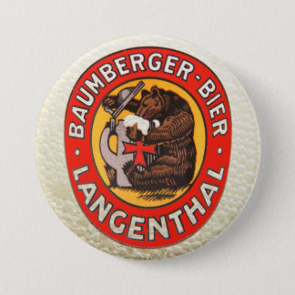 Brewery Baumberger Langenthal of button