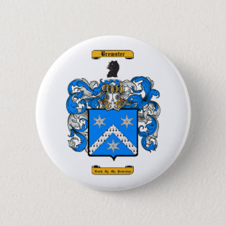 Brewster 6 Cm Round Badge