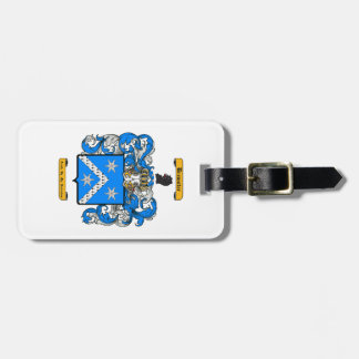Brewster Luggage Tag