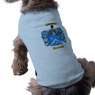 Brewster Sleeveless Dog Shirt