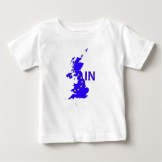"BREXIT ""IN"" UNION JACK BABY T-Shirt"