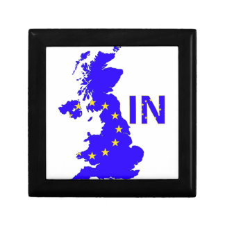 "BREXIT ""IN"" UNION JACK GIFT BOX"