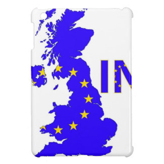 "BREXIT ""IN"" UNION JACK iPad MINI COVER"