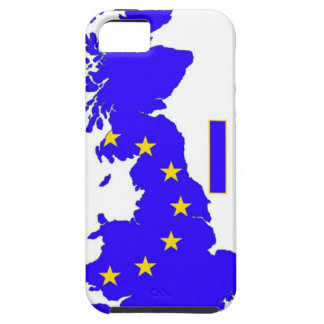 """BREXIT """"IN"""" UNION JACK iPhone 5 COVERS"""