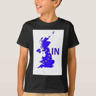 """BREXIT """"IN"""" UNION JACK T-Shirt"""