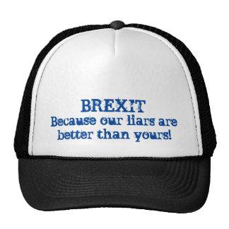 Brexit Lies Cap