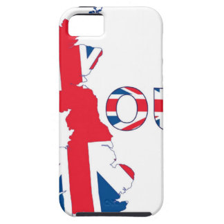 BREXIT OUT UNION JACK TOUGH iPhone 5 CASE