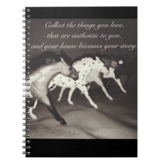 Breyer Model Horse Lover Collectors Notebook