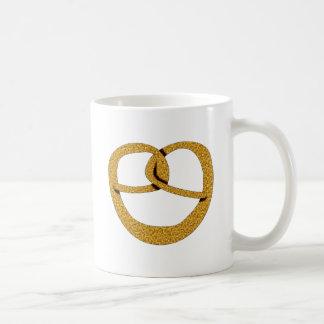 Breze pretzel mug