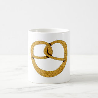 Breze pretzel coffee mug