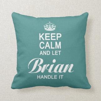 Brian Cushion