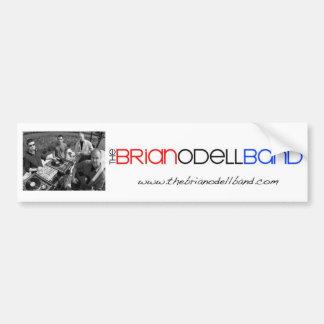 Brian Odell Band - Bumper Sticker w/ Band Image