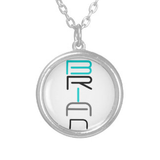 Brian Personalized Name Necklace