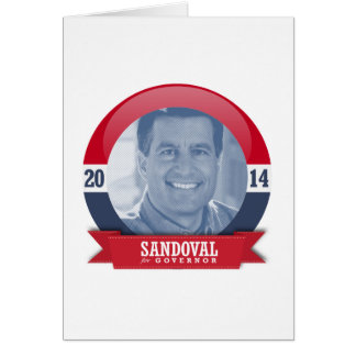 BRIAN SANDOVAL CAMPAIGN GREETING CARDS