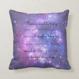 Briana Pacheco Throw Pillow