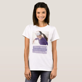 Brianna's T-shirt Walk Design
