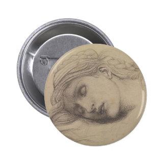 Briar Rose Button