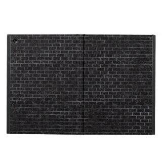 BRICK1 BLACK MARBLE & BLACK WATERCOLOR COVER FOR iPad AIR