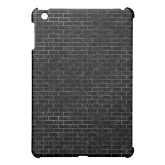 BRICK1 BLACK MARBLE & BLACK WATERCOLOR iPad MINI CASE