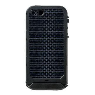 BRICK1 BLACK MARBLE & BLUE DENIM INCIPIO ATLAS ID™ iPhone 5 CASE