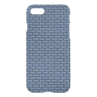 BRICK1 BLACK MARBLE & BLUE DENIM (R) iPhone 8/7 CASE