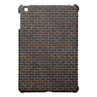 BRICK1 BLACK MARBLE & BROWN STONE COVER FOR THE iPad MINI