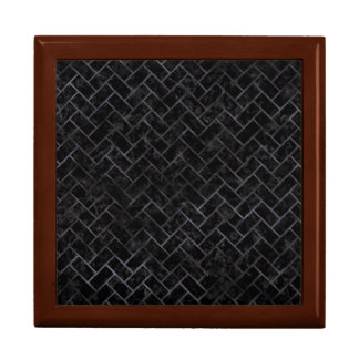BRICK2 BLACK MARBLE & BLACK WATERCOLOR GIFT BOX