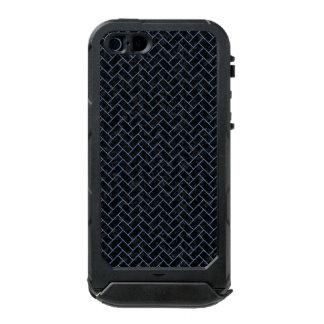 BRICK2 BLACK MARBLE & BLUE DENIM INCIPIO ATLAS ID™ iPhone 5 CASE