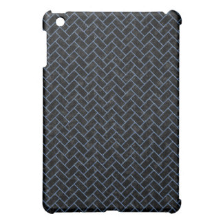 BRICK2 BLACK MARBLE & BLUE DENIM iPad MINI CASE