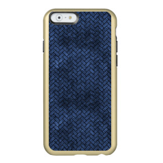 BRICK2 BLACK MARBLE & BLUE STONE (R) INCIPIO FEATHER® SHINE iPhone 6 CASE