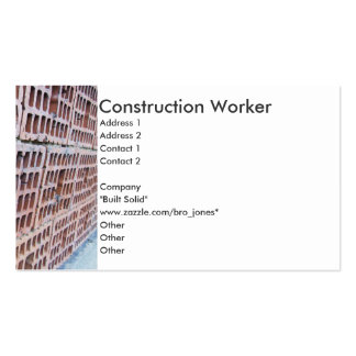Brick and Mortar Pack Of Standard Business Cards