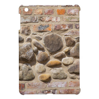 Brick and stone wall cover for the iPad mini