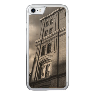 Brick architecture carved iPhone 8/7 case