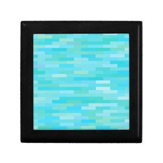 Brick Background Gift Box