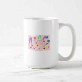 Brick Basic White Mug