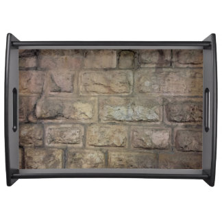Brick Bottem Large Serving Tray