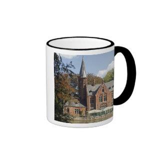 Brick church on Minnewater Ringer Mug