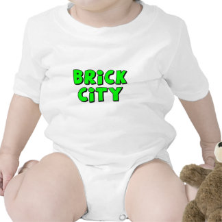 Brick City by Customise My Minifig Romper