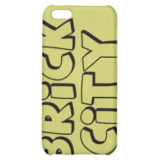 Brick City by Customize My Minifig iPhone 5C Cases