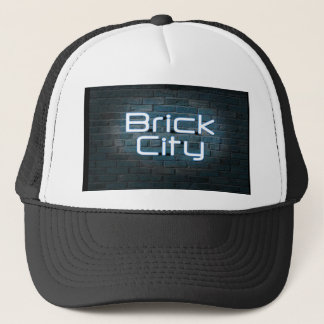 BRICK CITY CAP