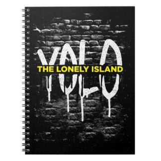 Brick Drip Notebook
