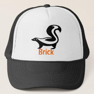 Brick logo hat