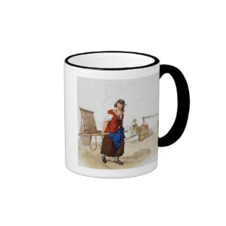 Brick Maker, from 'Costume of Great Britain', publ Coffee Mugs