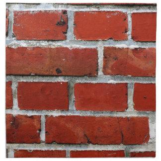 Brick Pattern Napkin