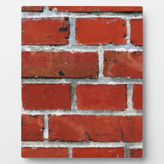 Brick Pattern Plaque