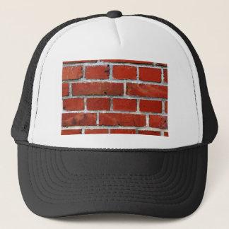 Brick Pattern Trucker Hat