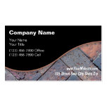 Brick Paving Business Cards