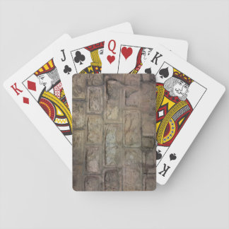 Brick Playing Cards, Standard Index faces Playing Cards